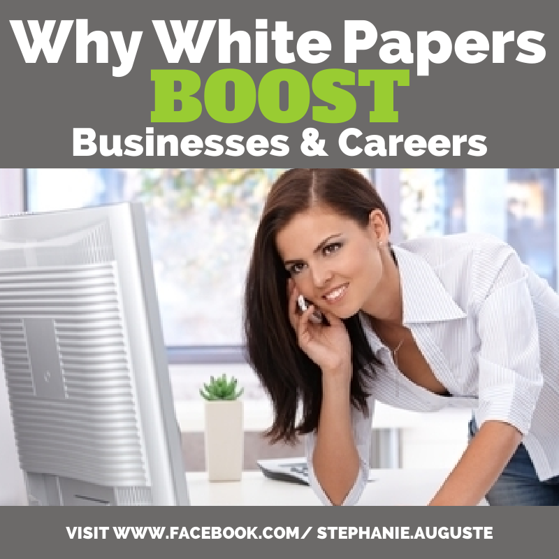 8 Basic Tips for Writing an Amazing White Paper